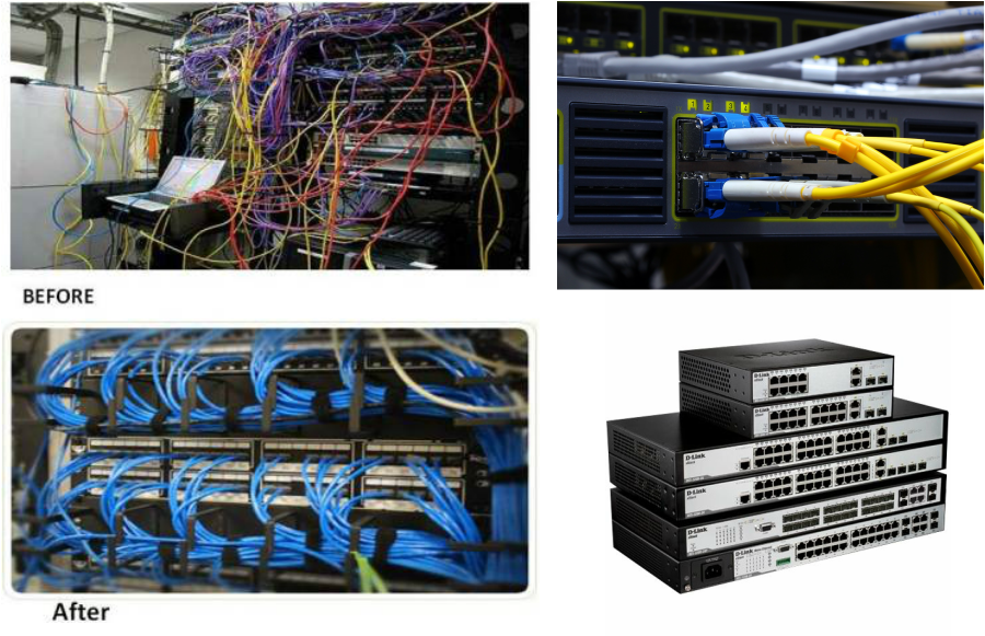 ip pbx phone systems universal i t solutions LAN Cable Wiring picture